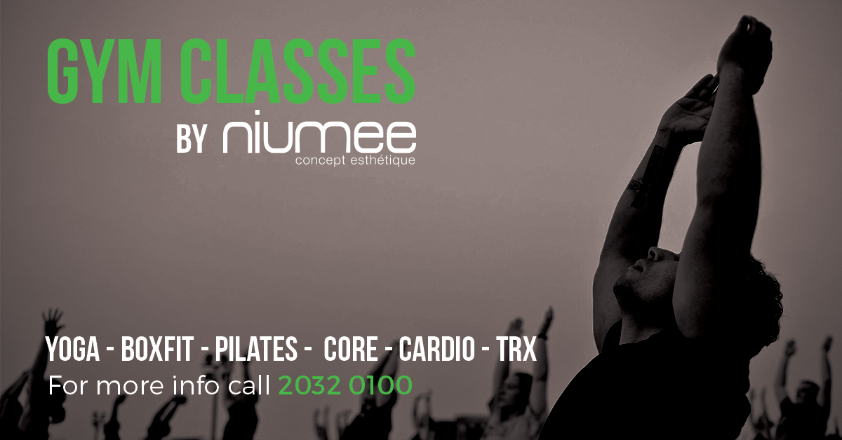 Gym Classes Niumee